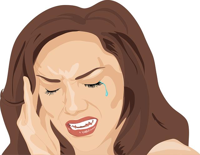 bolest hlavy a žena