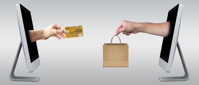 nakupování přes net