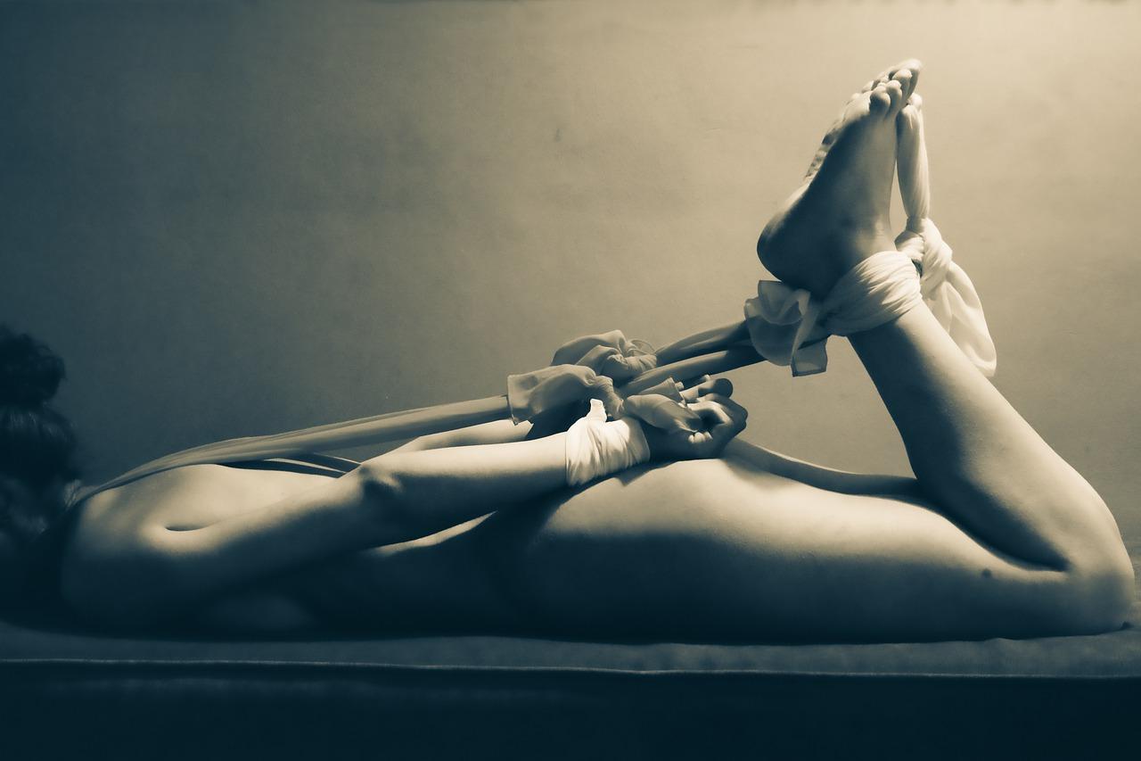 znehybnění těla